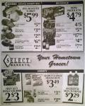 Big Trees Market Ad for October 4-10!