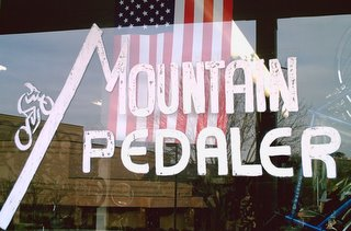 Mountain Pedaler Bicycles 209.736.0771