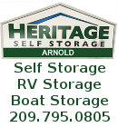 Heritage Self Storage 209.795.0805