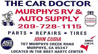 Car Doctor, Murphys RV & Auto Supply