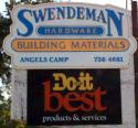 Swendeman Hardware Building Materials