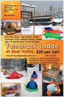 Tamarack Lodge at Bear Valley 209-753-2310